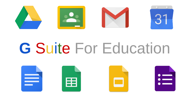 G Suite For Education t681s3nq